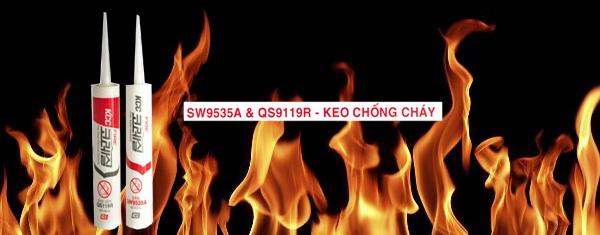 keo chống cháy